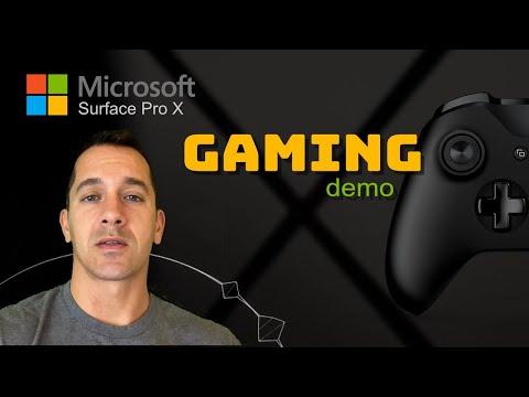 Surface Pro X GAMING - Microsoft's Windows 10 On ARM Plays LoL, Starcraft 2, Dota 2, CSGO And More