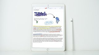 Must Have iPad Pro Apps (with Apple Pencil support)