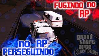 GTA MTA RP ] COMO PERSEGUIR OU FUGIR SEGUINDO O RP ( Servidor BR RP )