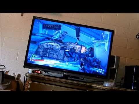 Sharp Aquos Quattron HDTV Review.