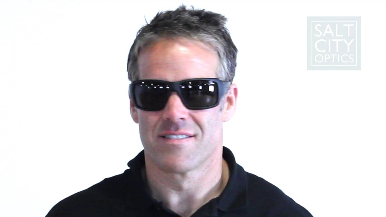 e5df1113799 Oakley Big Taco Prescription Sunglasses at SaltCityOptics.com - YouTube