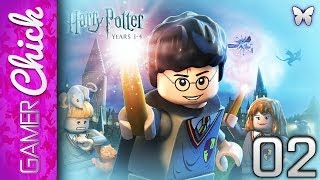 ❤ Lego Harry Potter Years 1-4 - [Part 2 Hogwarts - School Of Magic!] (PC) w/ GamerChick
