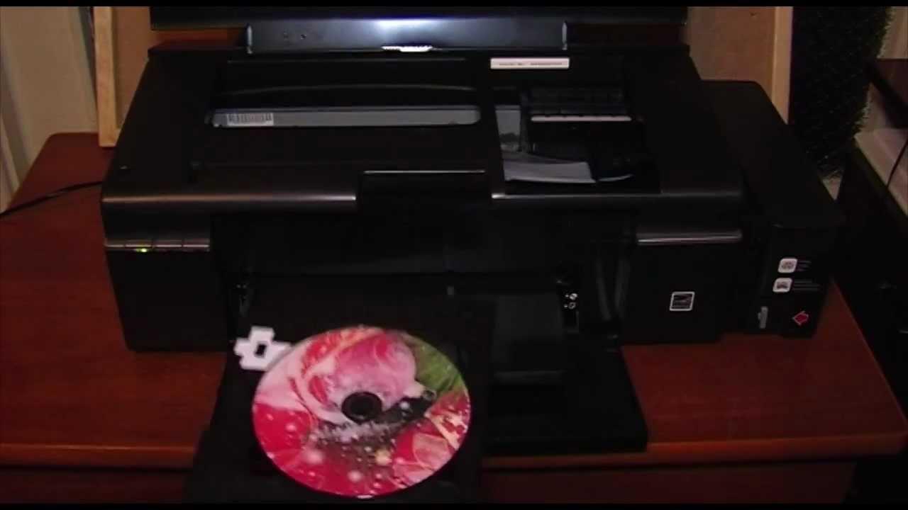 Качественная печать на диск