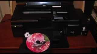 Epson L800 тест печать, печать фото и на DVD диске (2 часть)(, 2013-01-19T17:00:00.000Z)