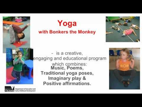 Bonkers Beat Wellbeing Program at the DEECD Innovative Showcase 2011