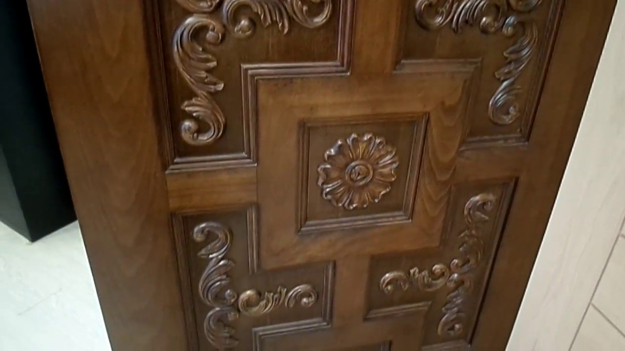 Hatil wooden doors ditf 2017 youtube for Take door designs