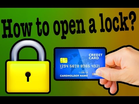 how to pick locks with paper clip how to pick locks with