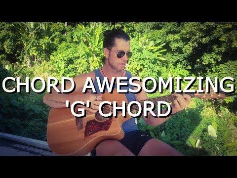 G Chord Upgrade - Chord Awesomizing Series