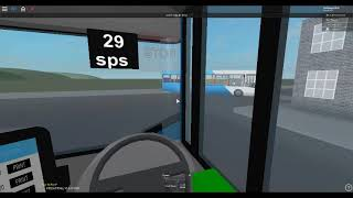 Me Driving A Bus (Roblox)