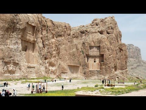 Iran - Pasargade & necropolis Naqsh-e Rustam