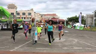 The World is Ours Zumba Choreography by Zin Berry