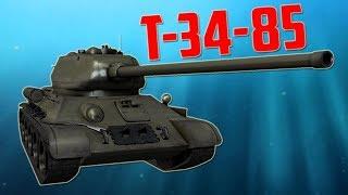 Pokaż co potrafisz #1351 ► 63% całego DMG na T-34-85M