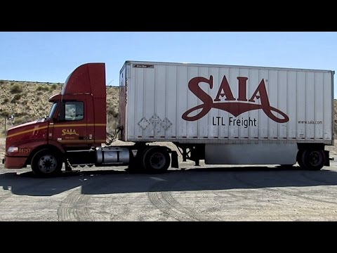 SAIA TRUCKING ~ NORTH LAS VEGAS NV