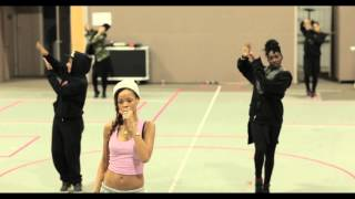 Diamonds World Tour - Rihearsal...