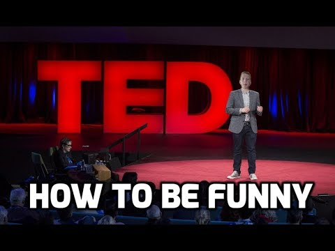 "Ted Talk – ""The Philosophy of Comedy"" by a Professional Teenage Comedian"