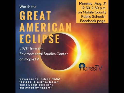 Great American Eclipse LIVE!