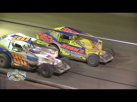 358 Modifieds - 10/27/2017 - Georgetown Speedway