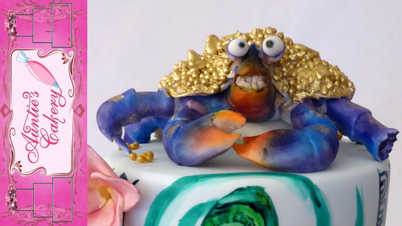 Tamatoa Cake Topper Disneys Moana