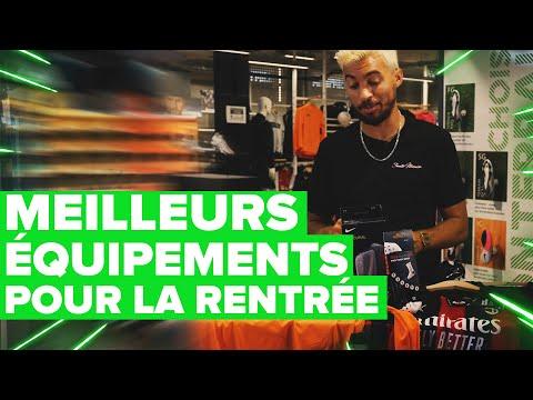 TOP 5 des ÉQUIPEMENTS pour la RENTRÉE !