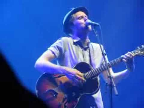 Gale Song (Catching Fire OST) - The Lumineers (live At Alexandra Palace, London, 28 Nov 2013)