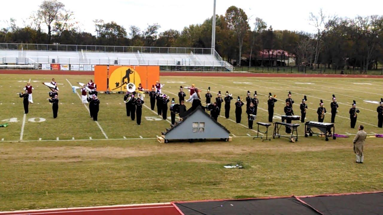 Upperman High School Marching Band Youtube