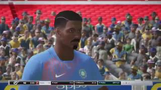 India Vs New zealand || Warm Up Match World Cup 2019 ||Live Cricket Score||Ashes Cricket Gameplay