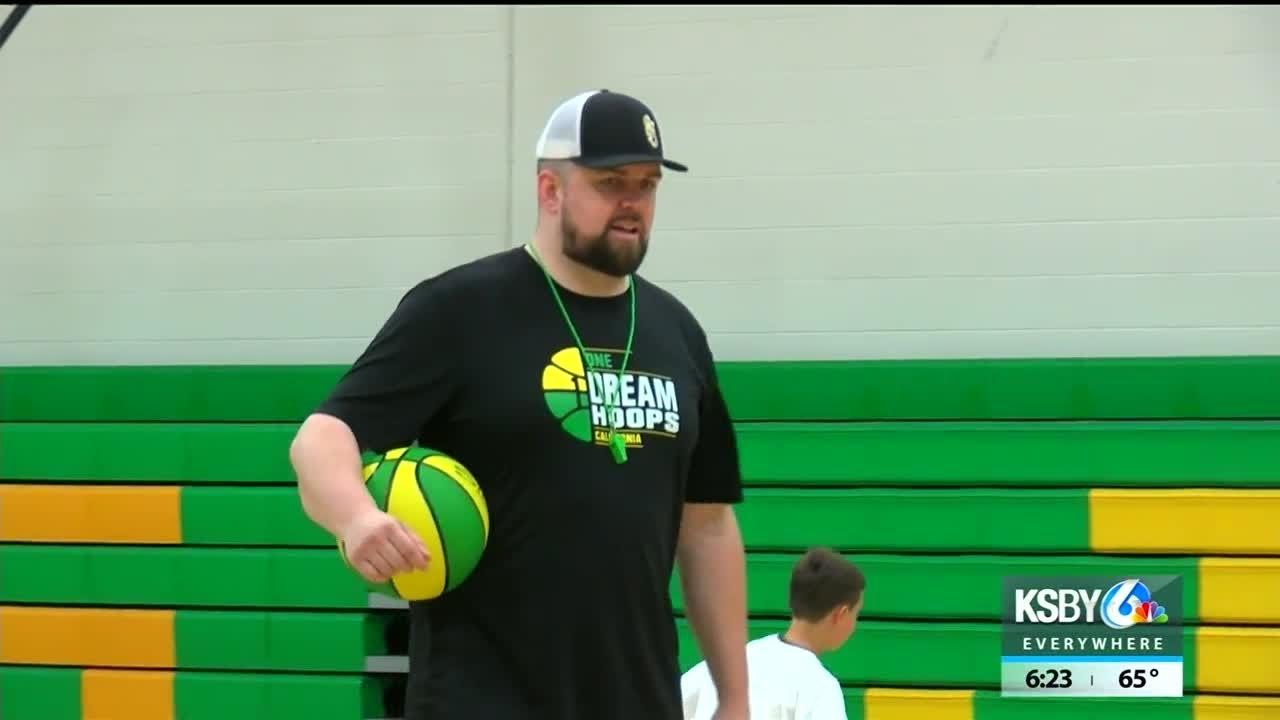 one-dream-hoops-begins-basketball-camp-at-st-joseph-high-school