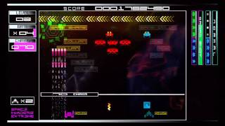 SPACE INVADERS EXTREME XBOX360 COOP