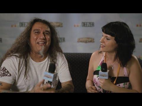 "Slayer (Tom Araya & Kerry King) Interview Flashback: The ""AC/DC of Heavy Metal"""