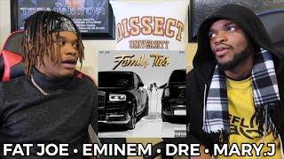 EMINEM FIRED SHOTS! 🤯 | Fat Joe, Dre - Lord Above (Audio) ft. Eminem & Mary J. Blige
