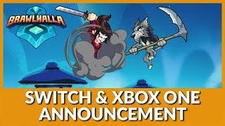 Brawlhalla Nintendo Switch & Xbox One Trailer - Gamescom 2018