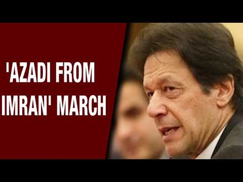 Pakistan Opposition with religious Party Jul-F are planning an Anti-Imran Rally |NewsX