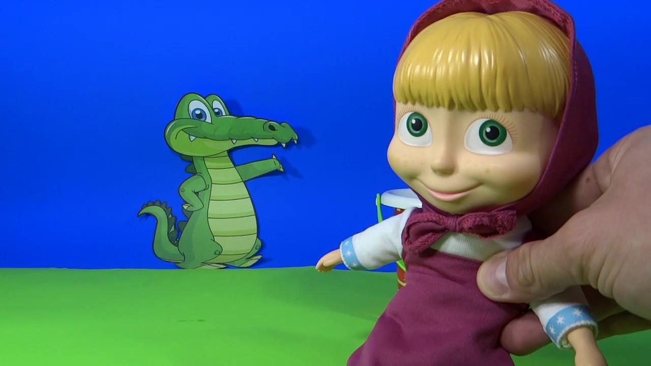 Masha et michka en francais dessin anim les crocodiles youtube - Dessin anime les crocodiles ...
