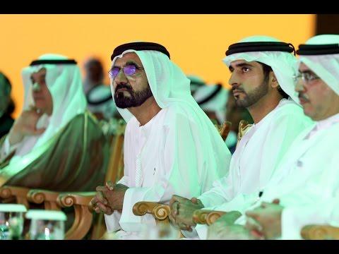 """محمد بن راشد يطلق """"المنظمة العالمية للاقتصاد الأخضر"""""""