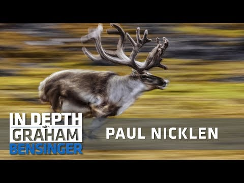 Paul Nicklen: Long road to National Geographic job