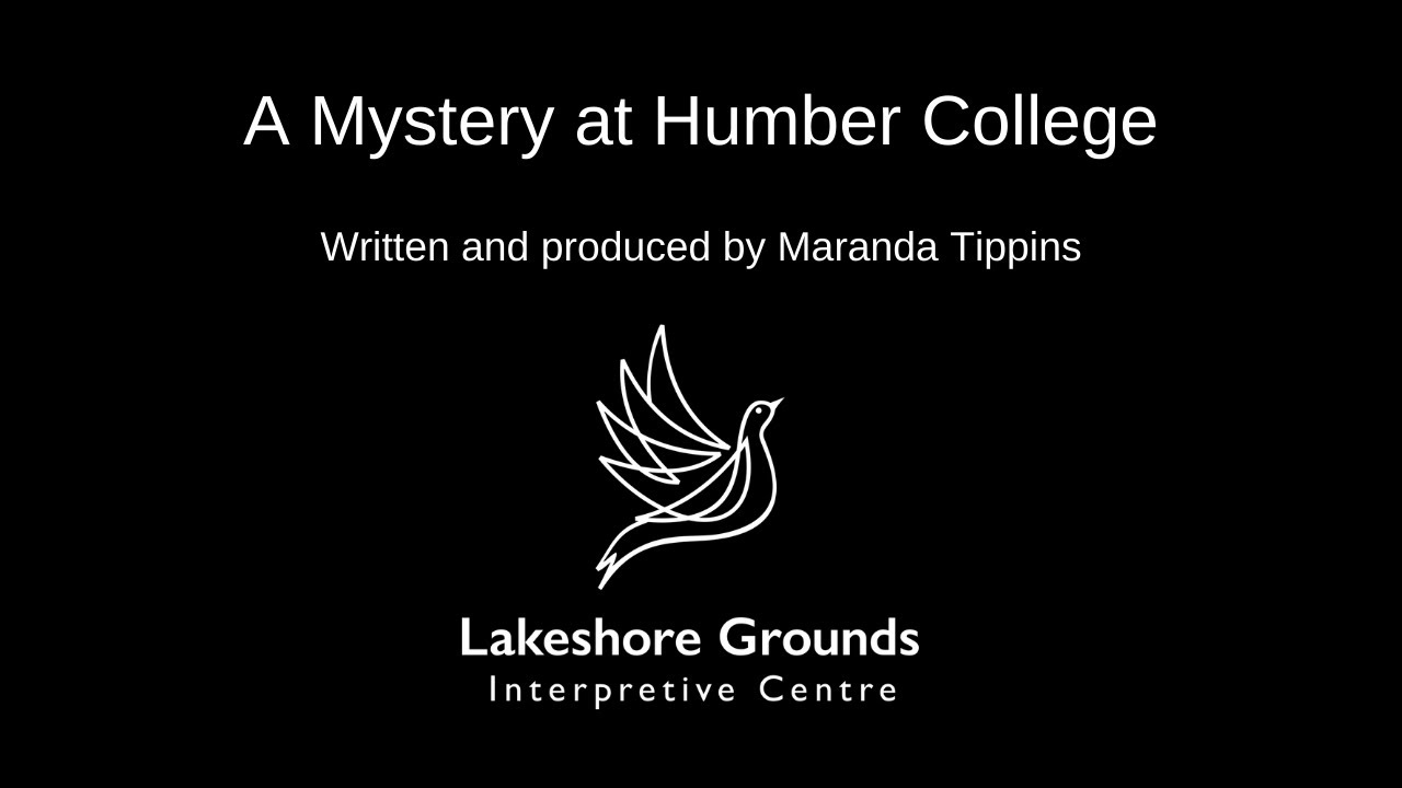 A Mystery at Humber College
