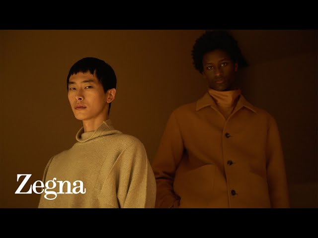 Ermenegildo Zegna XXX Winter 2021 - Collection from THE (RE)SET