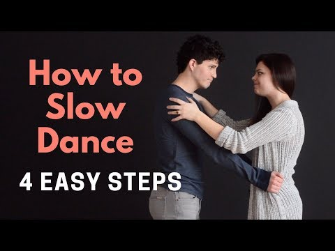 How to Slow Dance for Wedding | 4 Easy Steps for Beginners