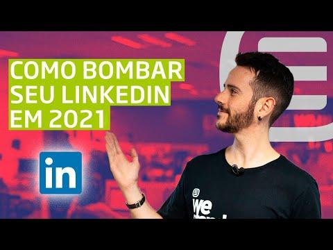 Como bombar seu LinkedIn em 2021? [ Truques & Segredos ]  🤯😍🚀