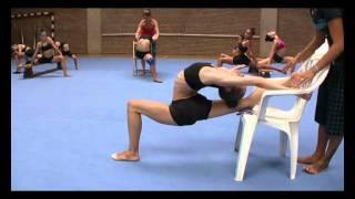 CLUB CERRO 2011 Concentración de Verano - Preparación Física Específica-Flexibilidad