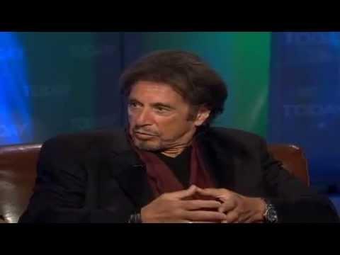 Robert De Niro & Al Pacino Full interview Part 1 2