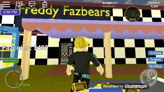 Freddy taycoom 3/RUSBELT 405/ROBLOX