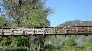 Palmerton Park at Rogue River, Oregon
