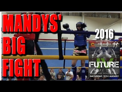 Future IV Tournament  Amanda Thomson fight Camera One