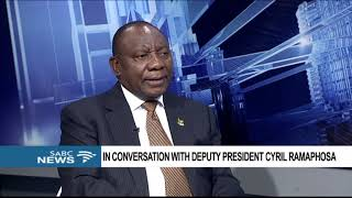 Issues of 'State Capture' became evident much much later: Ramaphosa