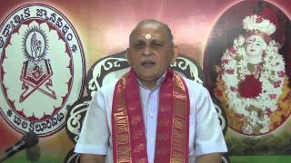 Mandukyopanishad : Day 1 : Introduction To Upanishads : Sri Chalapathirao : In Telugu : Mandukya