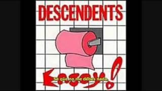 Descendents - Get The Time (En Español)