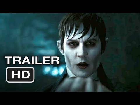 Dark Shadows - Official Trailer #1 - Johnny Depp, Tim Burton Movie (2012) HD
