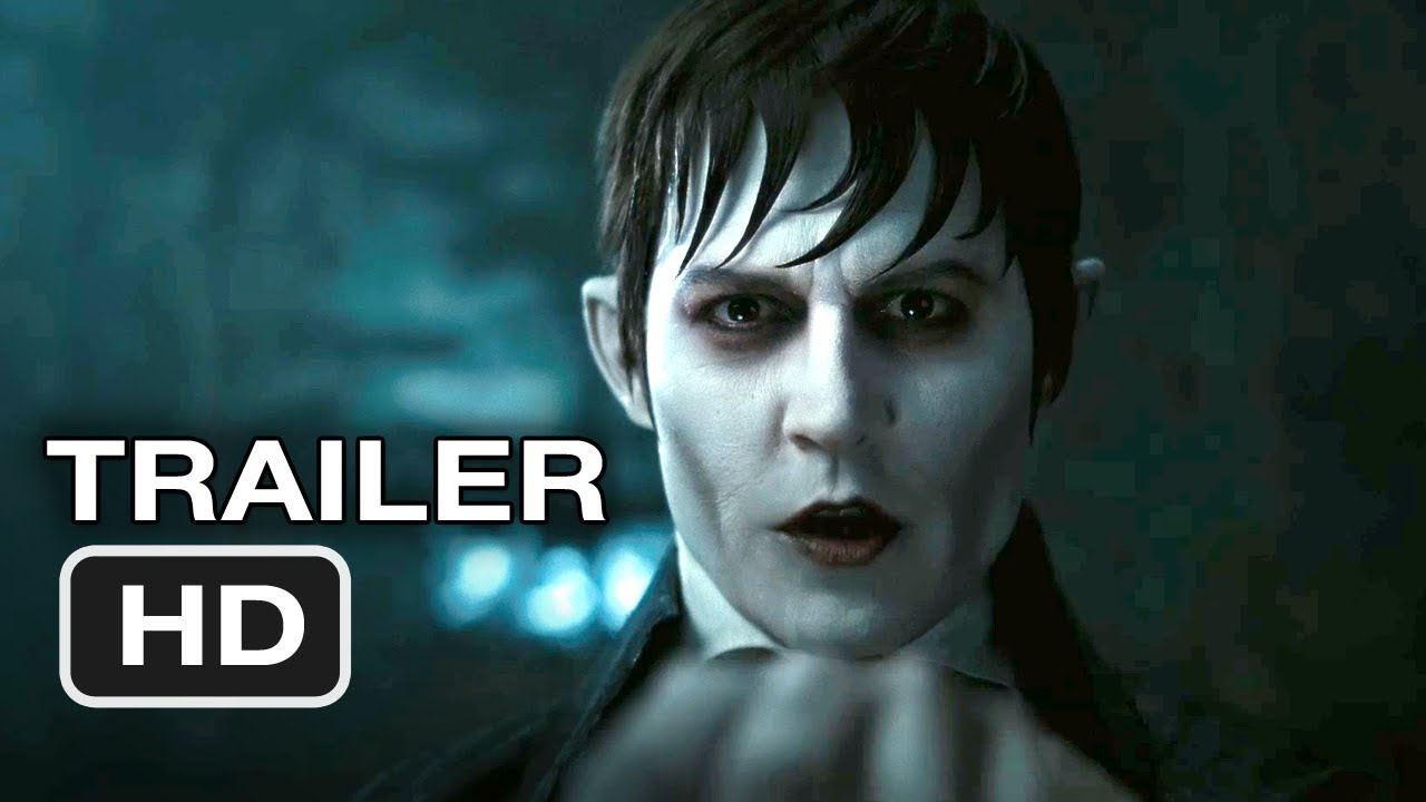 Dark Shadows Official Trailer 1 Johnny Depp Tim Burton Movie
