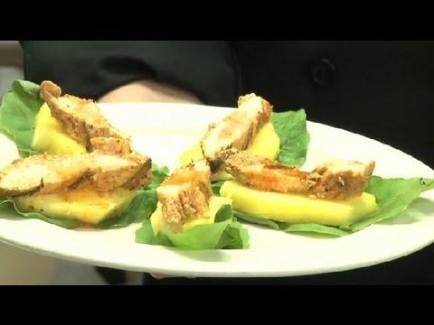 Marinated Chicken Salad : Chicken Salads & Sandwiches